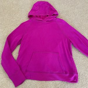 Athleta Girl Hooded Sweatshirt size large 12